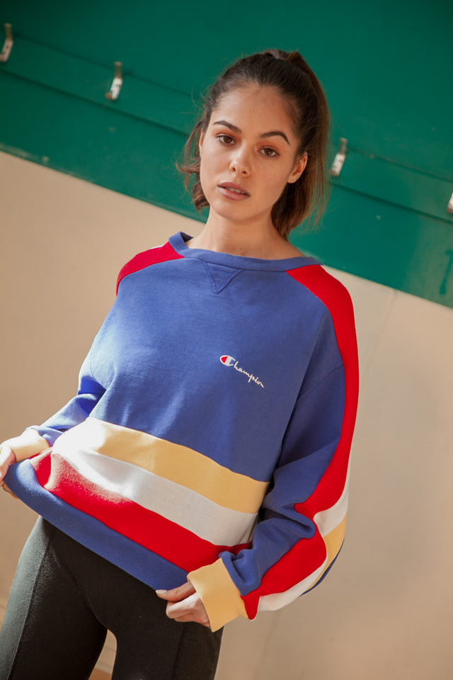Champion Triple Sweatshirt