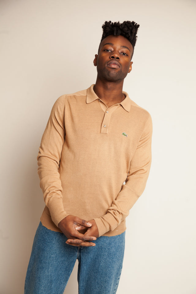 Lacoste Knit Polo