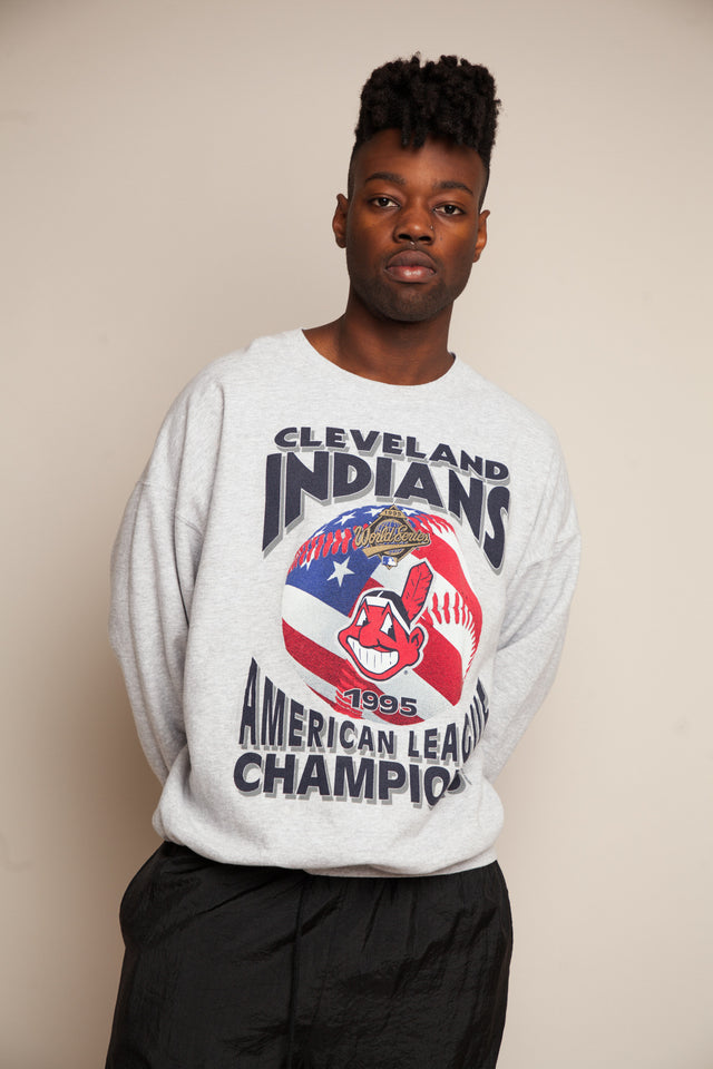 Indians Baseball Sweater