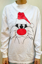 Load image into Gallery viewer, Sylvester Christmas Long sleeve