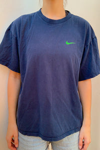 "Nike White Tag ""Just Do It"" Tee"