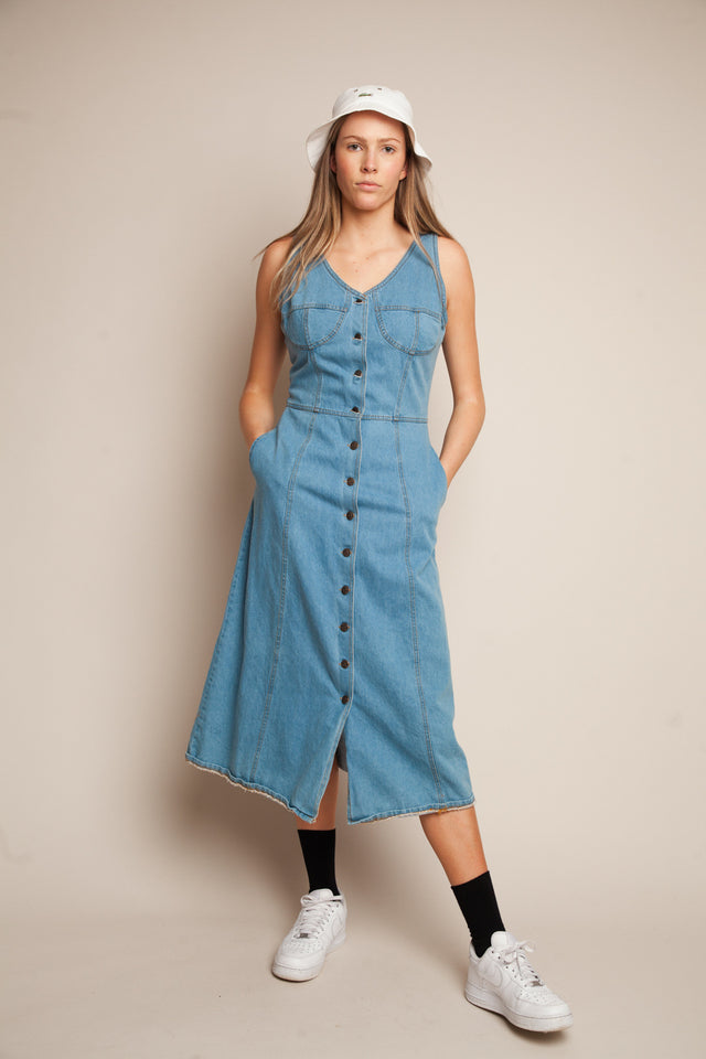 St. Louis Denim Maxi