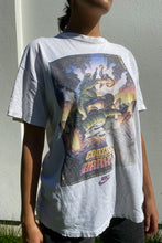Load image into Gallery viewer, 1992 Distressed Nike Godzilla x Charles Barkley Tee