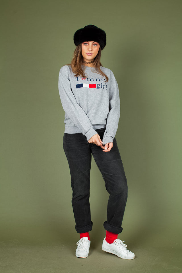 Tommy Girl Sweater