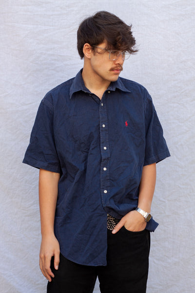 Ralph Lauren SS Button Up