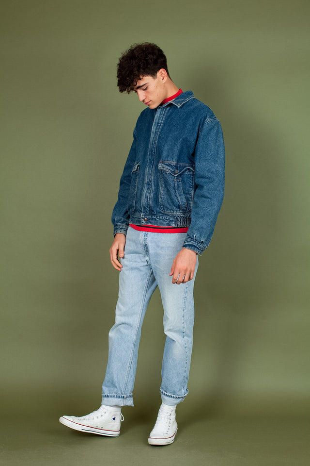 Levi's Denim Bomber