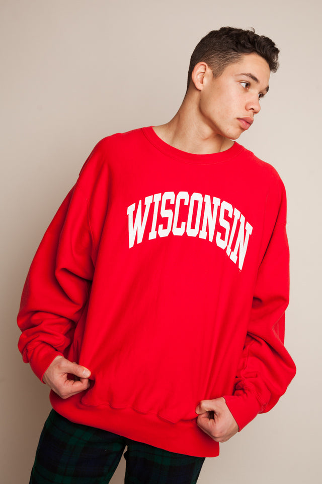 Wisconsin Sweater