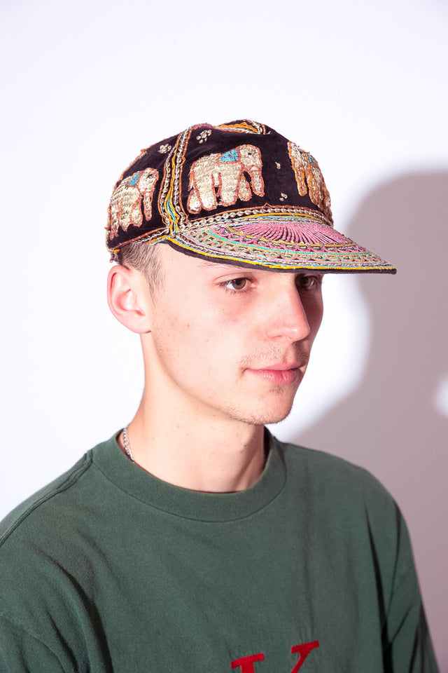 Elephant Camp Hat