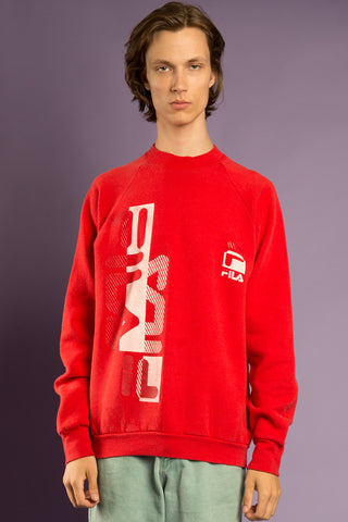 Bootleg FILA Sweater