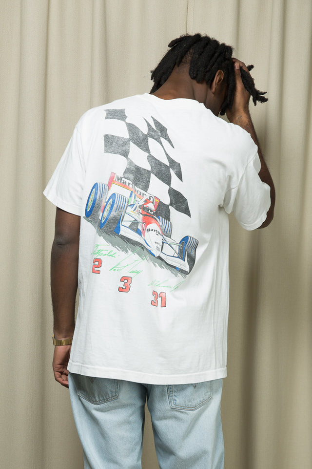 Distressed 94' Marlboro Tee