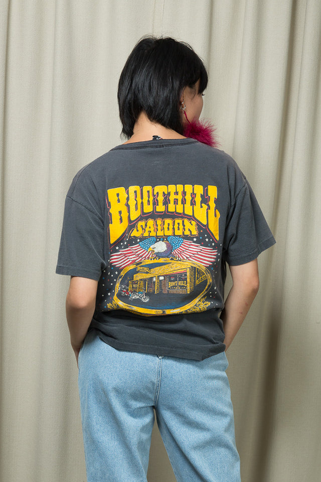 1990 Boothill Harley Tee