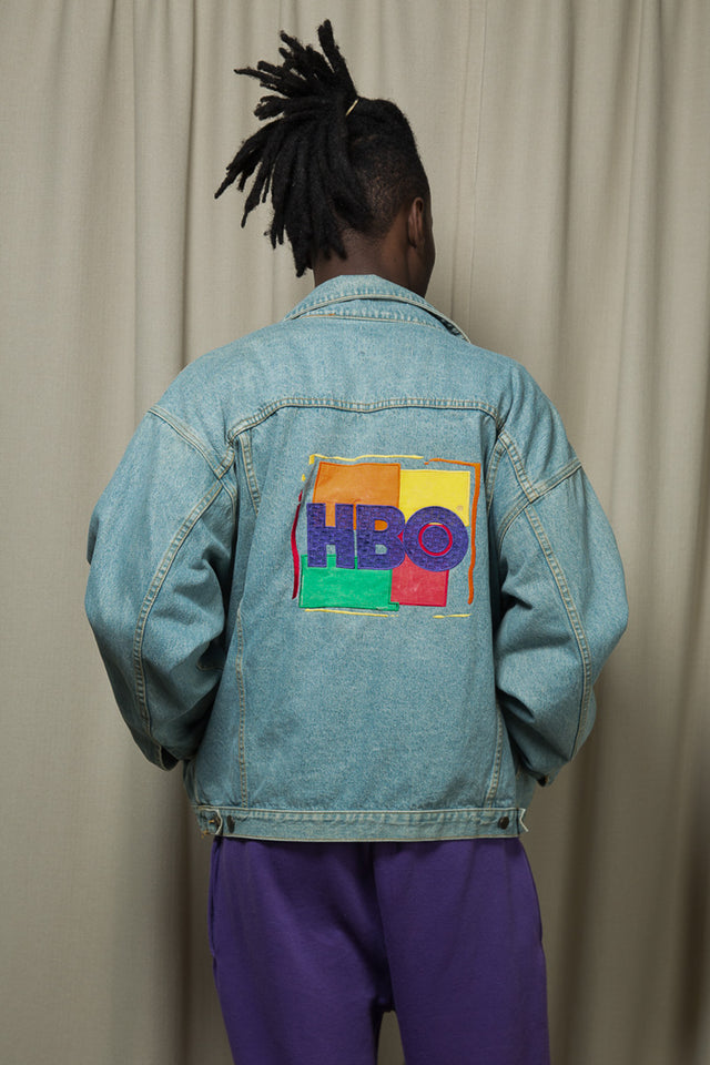 HBO Denim Jacket
