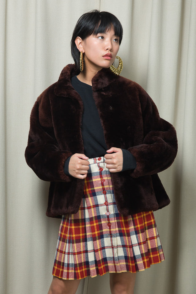 Analise Fur Jacket