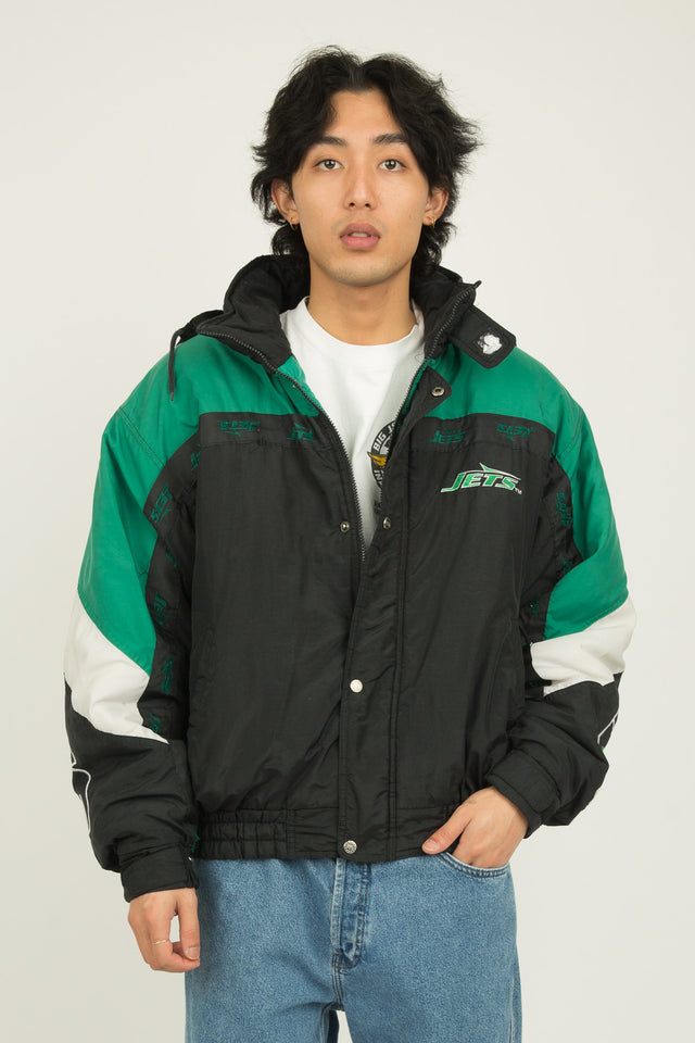 Jets Puffer Jacket