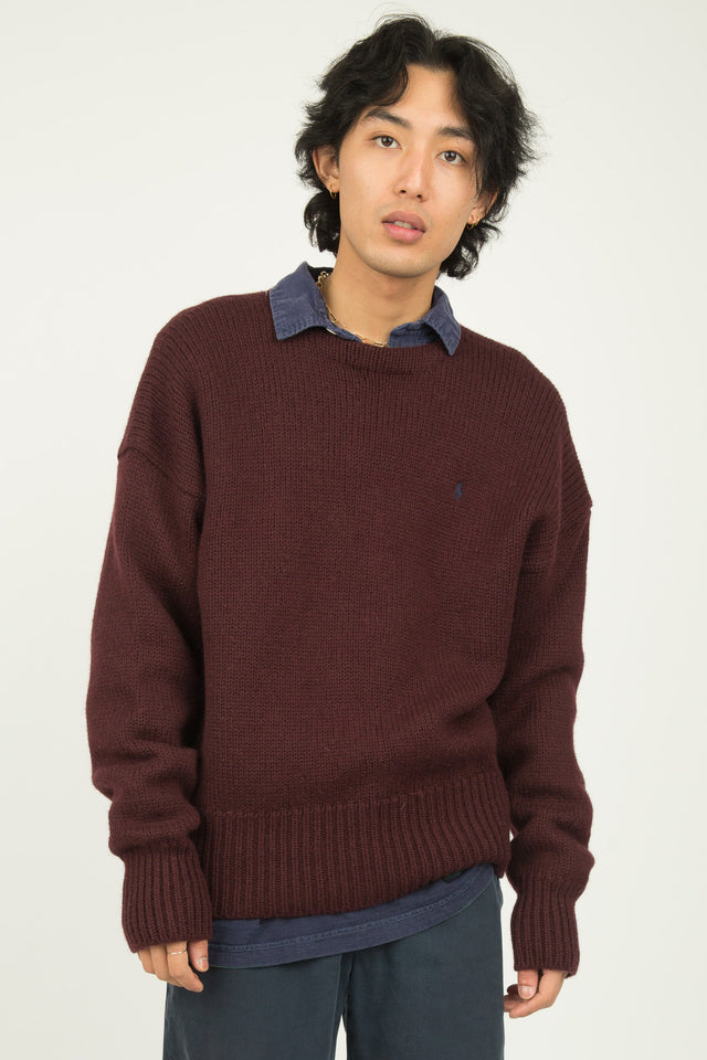 Ralph Lauren Wool Knit