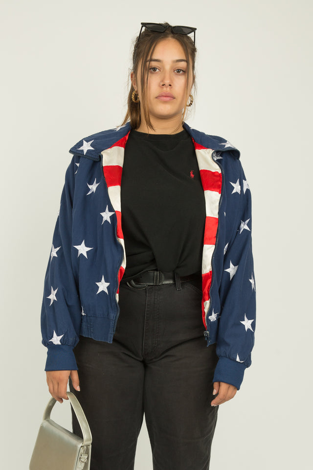 USA Reversible Jacket