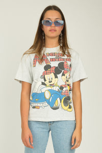 Mickey & Minnie Tee