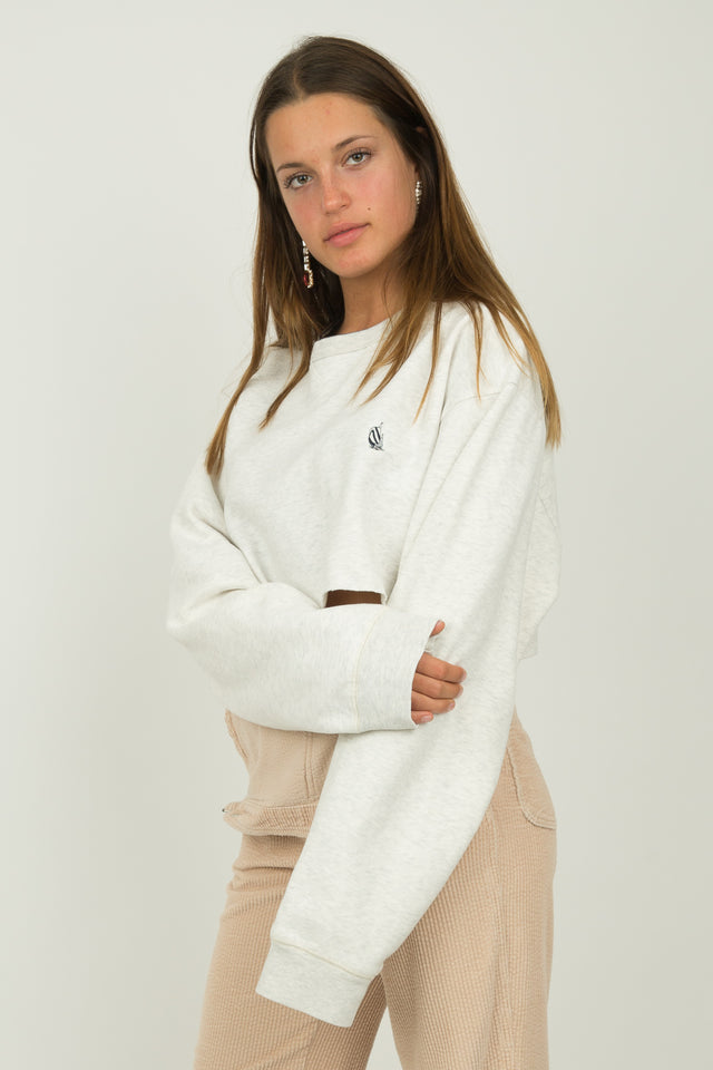 Nautica Cropped Sweater