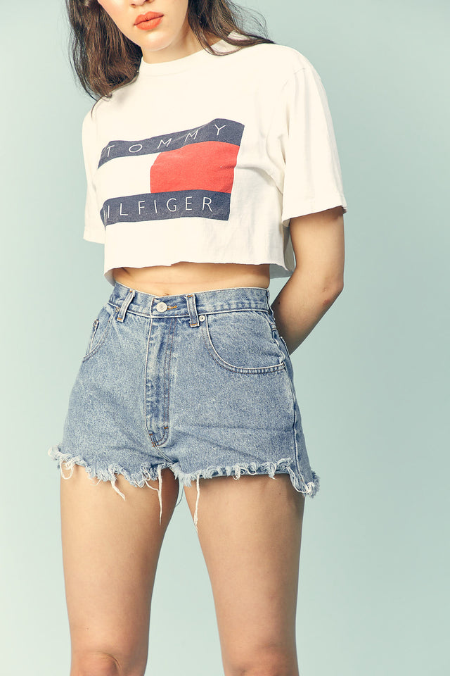Lulu Denim Cut-Offs