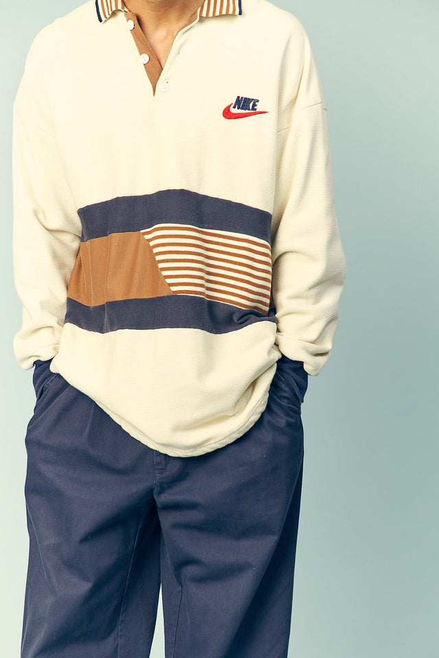 Nike Polo Sweatshirt