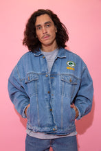 Load image into Gallery viewer, Packers Denim Jacket