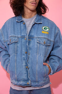 Packers Denim Jacket