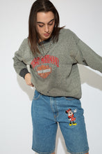 Load image into Gallery viewer, Model wearing harley davidson sweater, magichollow