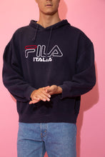 Load image into Gallery viewer, Fila Hoodie