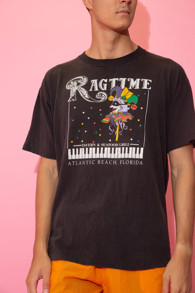 Distressed Ragtime Tee