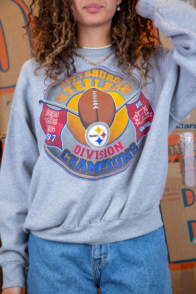 1997 Pittsburg Steelers Starter Sweater