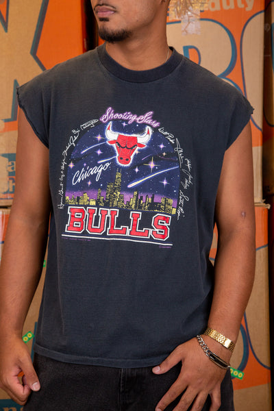 1988 Chicago Bulls Muscle Tee