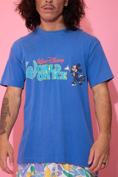 World On Ice Disney Tee