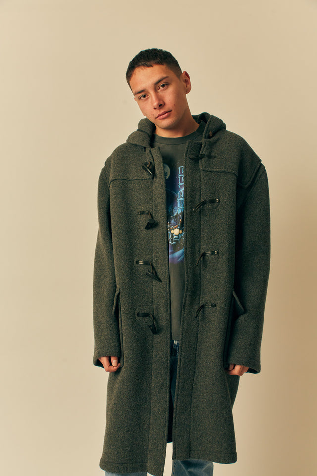 Baxter Wool Coat