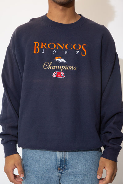 1997 Broncos Sweater