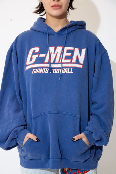 Giants Football Hoodie