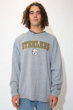 Load image into Gallery viewer, Steelers Sweater