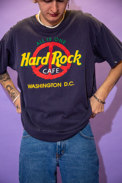 Hard Rock Cafe Washington Tee