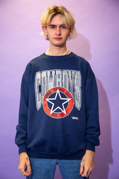 Cowboys Sweater