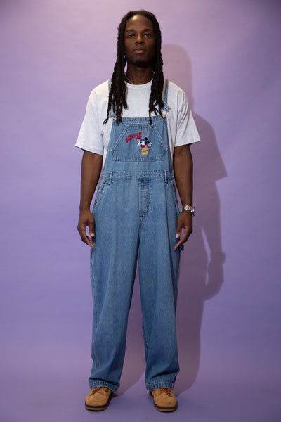Mickey Carpenter Dungarees