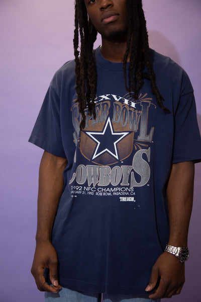 1992 Dallas Cowboys Tee
