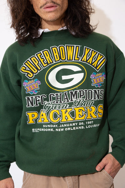1996 Green Bay Packers Sweater