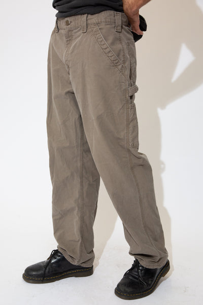 Distressed Carhartt Pants