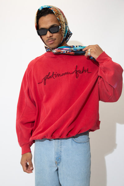Platinum FUBU sweater