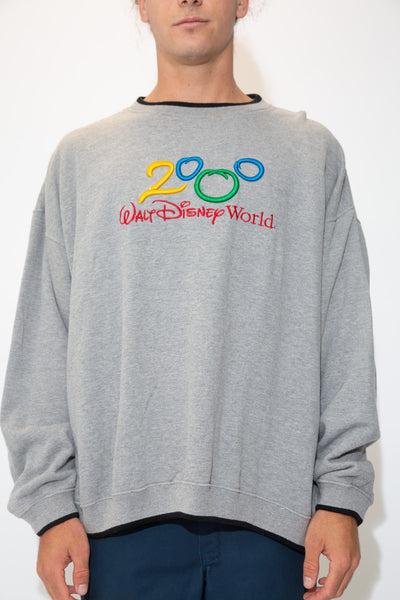 2000 Walt Disney World Sweater
