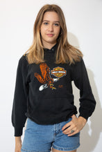 Load image into Gallery viewer, 1985 3D Emblem Harley Davidson Hoodie