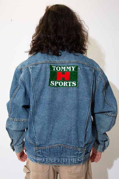 Bootleg Tommy Hilfiger Denim Jacket