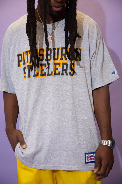 Champion Pittsburgh Steelers Tee