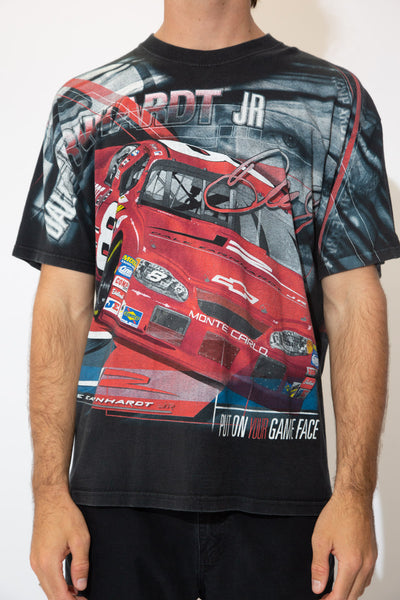 Dale Earnhardt All-Over-Print Racing Tee
