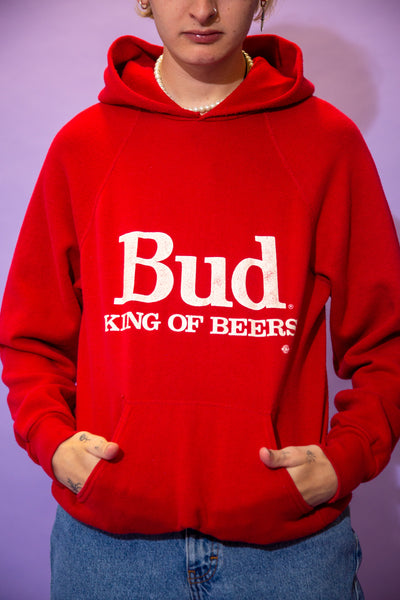 Bud King Of Beers Sweater