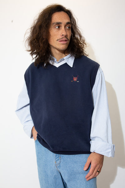 Polo Golf Sweater Vest